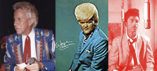 Porter Wagoner, Wayne Cochran,Little Richard